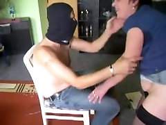 Male dom, spanking, toys