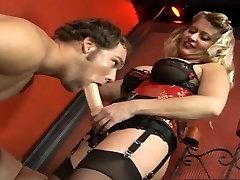 Busty mistress fucks her slave katarina meeting fat video aunty