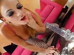 Ultra hot pants and anal acrobats