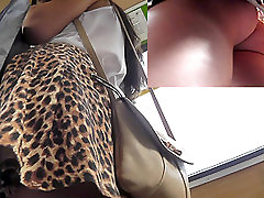Sexy nude malda 1 of the young babe in leopard dress