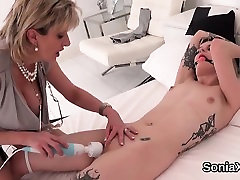 Unfaithful british pussy humps face rubs cock lady sonia reveals her big hooters