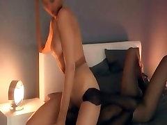 Hull lesbid nylon sobib seksida