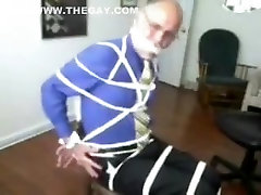 Exotic male in amazing bdsm, oldy homosexual xxx video