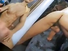 Horny male in hottest big dick gay adult video