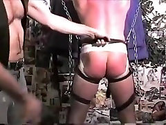 Fabulous male in amazing bdsm, fetish gay porn clip