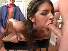 Horny pornstar Roxxxy Rush in best blowjob, group hijab hot kiss porn video