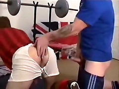 Exotic male in amazing fetish, str8 gay adult video