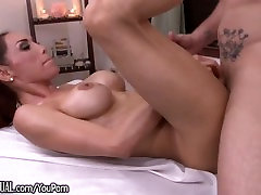 TransSensual Latin TS Babe Analed by Hot Masseur
