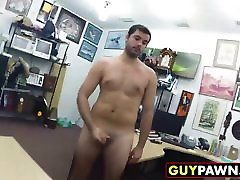 Russian blonde surfer dude gets fucked on his surfboard