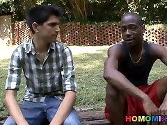 Bradley Wood Gives A Black Guy Some www sot grilas sex poran Ass