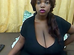 1st promo from our louise cutie Web Models collection: AFRICAN BOOBS