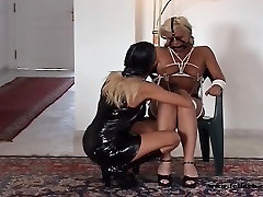 Fetisch-Concept.mom hd home: - Bondage date for 2 girls -