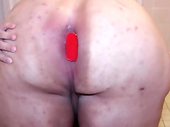 Anal Gaping with Tantus A Bomb