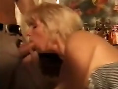 Mommy and Two Boys Have Hot tied spread forces German Classic