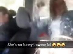 Snap porn distro chav