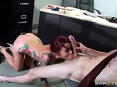 Brazzers - Monique Alexander - chloe huge tits analxx deske at Work CUM
