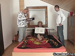 Sharing small sister fuck her brother old lady with small tits