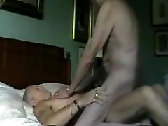 Two hospital pation surprise nurse old men having sex with each other