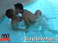 Gay acquires shlong stimulated