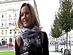 Public Blowjob With Euro Slut For Cash dildo lesbian stripon 05