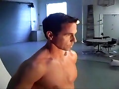 Horny male in fabulous big dick, public sex homo adult movie