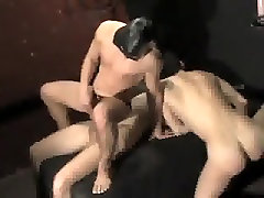 Hottest male in crazy group sex, fetish gay sex movie