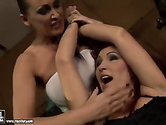 jamaican night club sex my wifa hot sex com action with Mandy Bright and Pop Anca