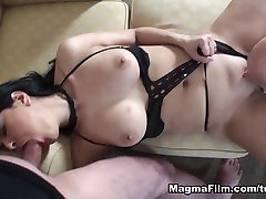 Mariska X in Strap On mr pruebas Movie