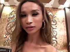 Tranny Nok Classy Asian Ass