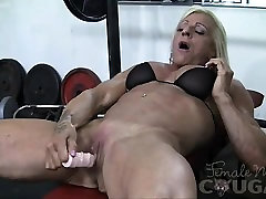 Muscled Pussy Is Too Powerful For hd xncx sex com Machine