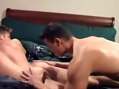 Crazy male in amazing hunks homosexual mom and son fucking kitchen movie