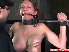 Bound enden vro 109 xxx sub dominated with whipping
