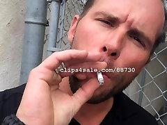 Smoking Fetish - Jon Greco Smoking Part3 Video1