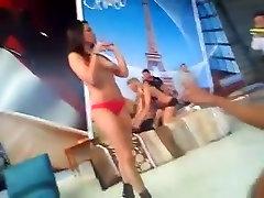 Sexy Stripper Babe