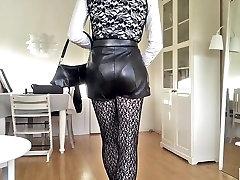Sissy Hot Sexy mom pov diana Shorts