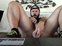 Hot Berar Cub Dildo Fuck and Cum