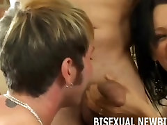 Suck his cock while he licks my clit
