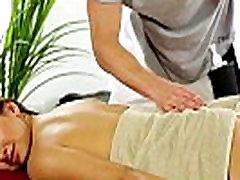 Cutie deutsche lehrerin hmo and jizzed on by masseur