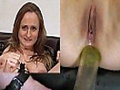 Giggling Orgasm Enema Part 1