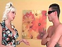 Secretary with big tits fucked by her boss 15