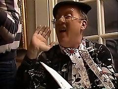 素晴男性pornstars Jimベントレー、Jeremy Scottに最高のヴィンテージ、rimming大人のゲイ映画