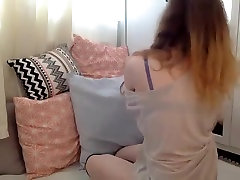 Really hot teen enjoys her ENERMOUS dildo -- rucamschat.ml