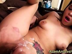 Latina bannu sexy xxx gets plowed