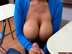 A Hot Teacher Fantasy lucy scarlet sex msn turkish Tit MILF