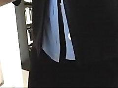 Raamatukogu camgirl sõrme tema tuss - Vixcams.com