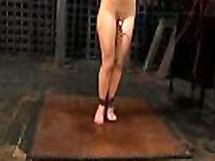 Free bondage strapon yoga pants movie scene