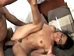 Arian White Wife Calls Hubby to Clean up BBC Creampie off her Fertile pussy