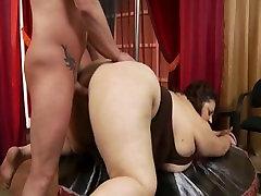 Horny pornstar Reyna Cruz in exotic facial, no gag hot sex adult video