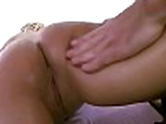 Charming and hot massage
