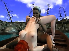 sweet new latesh fuck mom and son restlin sex on an Island